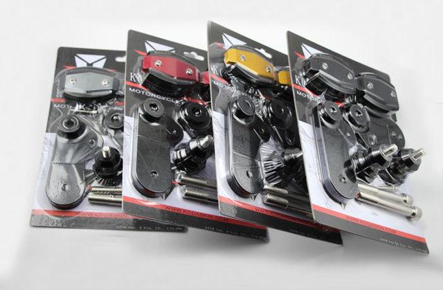 KODASKIN Motocicleta CNC de Aluminio de La Motocicleta cuerpo Deslizante Frame Sliders Crash Protector Protección Falling Para YZF1000 R1 09-16