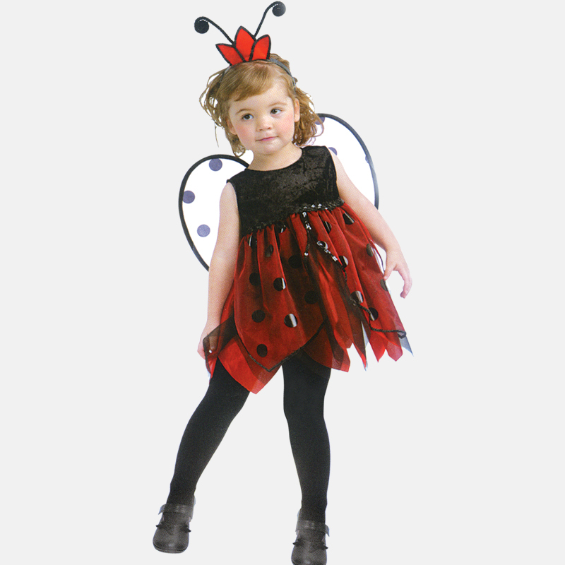 Cheap Halloween Decor: Popular Ladybug Halloween Costumes-Buy Cheap Ladybug