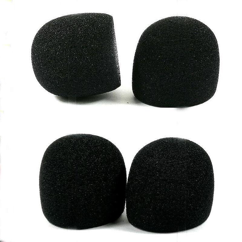 Microphone Inner-foam For Shure SM58 SLX24 PGX24 PG58 BETA58A Mic Cover Professional Studio WindScreen Sponge Microphone Cap