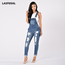 Fashion Denim Jean Jumpsuits