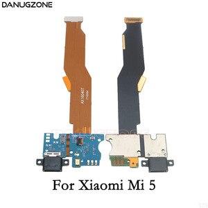 Image 2 - Prise de Charge USB prise connecteur prise de Charge Port de quai câble flexible avec Microphone pour Xiaomi Mi 5 5S Plus Mi 5 5S Plus