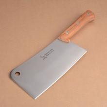 Envío Libre Hecho A Mano de Corte de Carne Cuchillo de Hueso Chuleta cuchillo de Hueso Cuchillo de Chef Profesional Forjado Cuchillos de Cocina de Cocina Multifuncional
