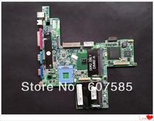 K3885 0K3885 Laptop Motherboard System Board use For DELL D610 DDR2 35 days warranty