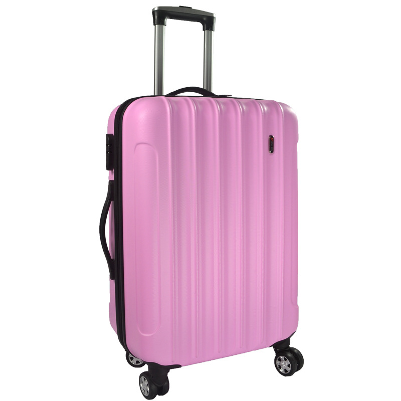 24-inch wheels rolling suitcase Check-in luggage abs luggage zipper box password boxes ...