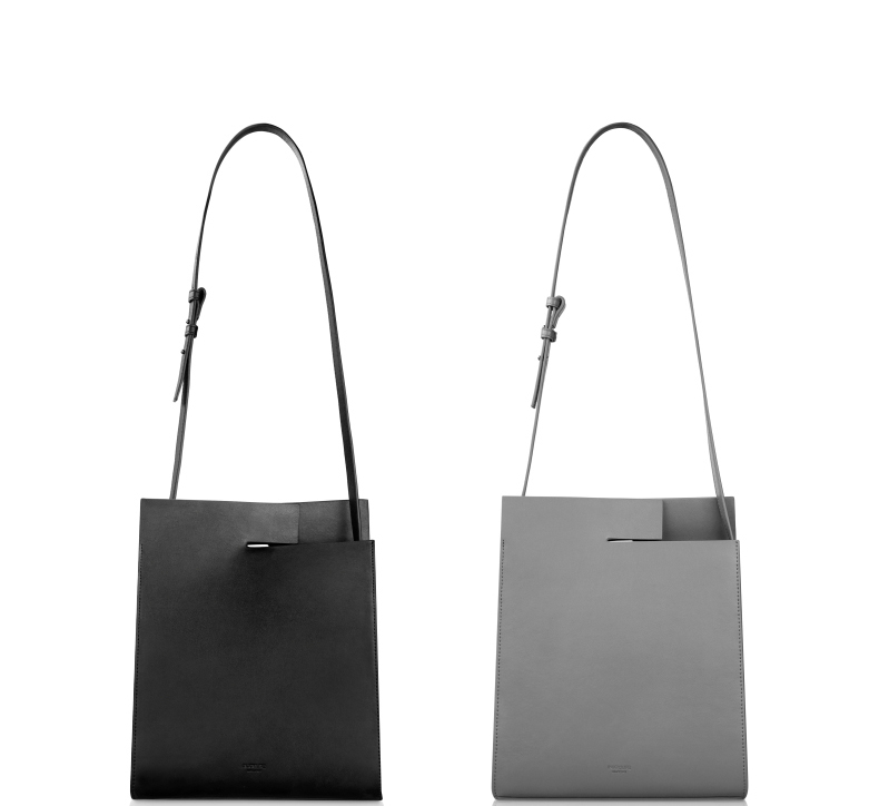 2018 New Women Tote Simple Fashion Female Sling Bag Genuine Leather (8)