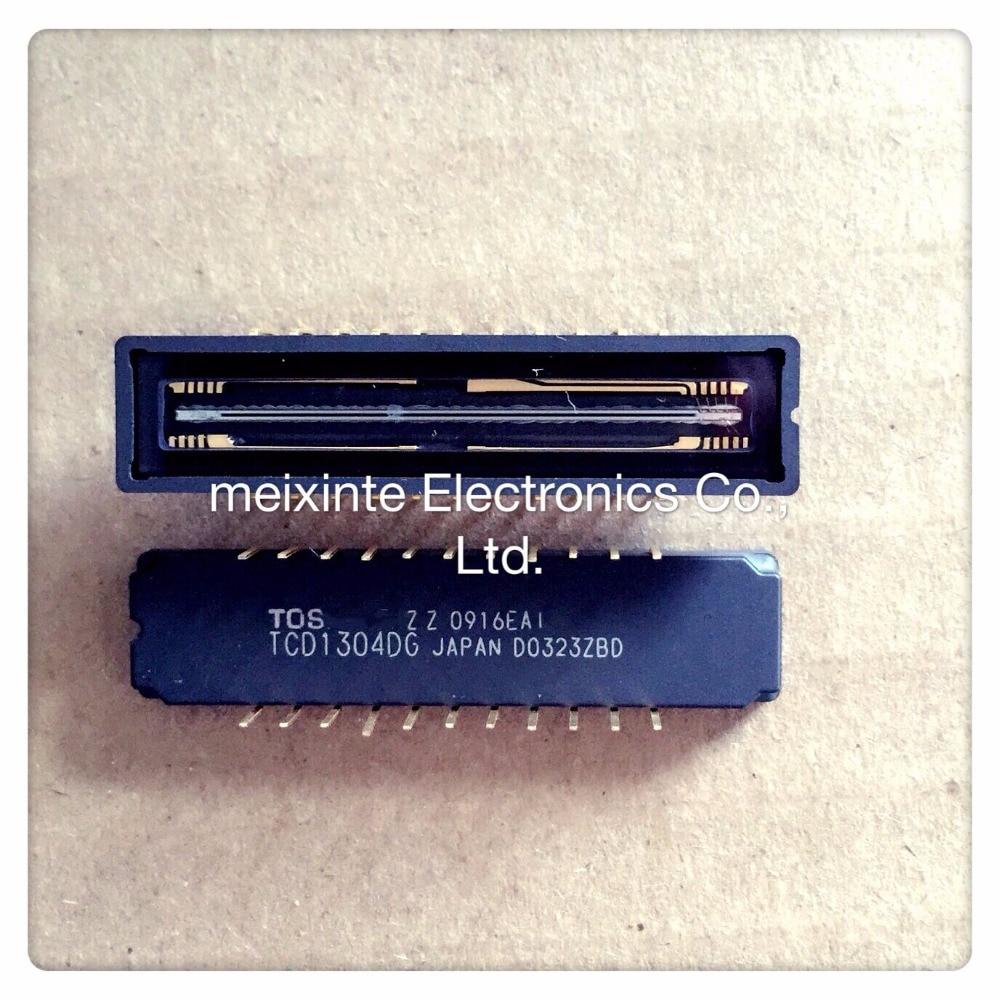 10pcs lot TCD1304DG CCD image sensor DIP 22 New original