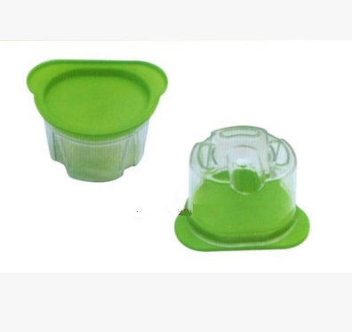 1 pc Ballon Dentaire duplication boîte en plastique boîte duplication copie modèle boîte laboratoire dentaire prothèse partielle travail
