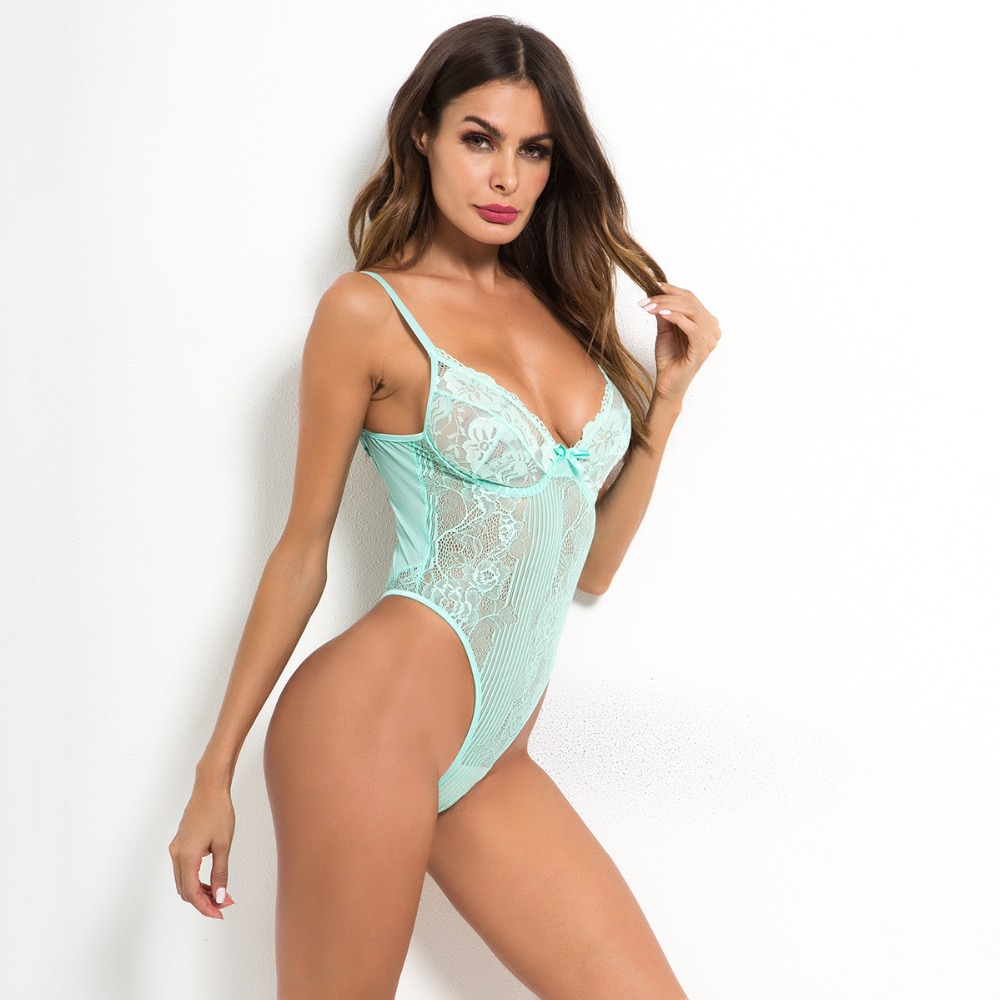 HTB1EdldXIfrK1Rjy1Xdq6yemFXal - Cryptographic hot sale sheer lace bodysuit women backless transparent mesh bow sexy jumpsuit 2018 catsuit straps bodysuits thong