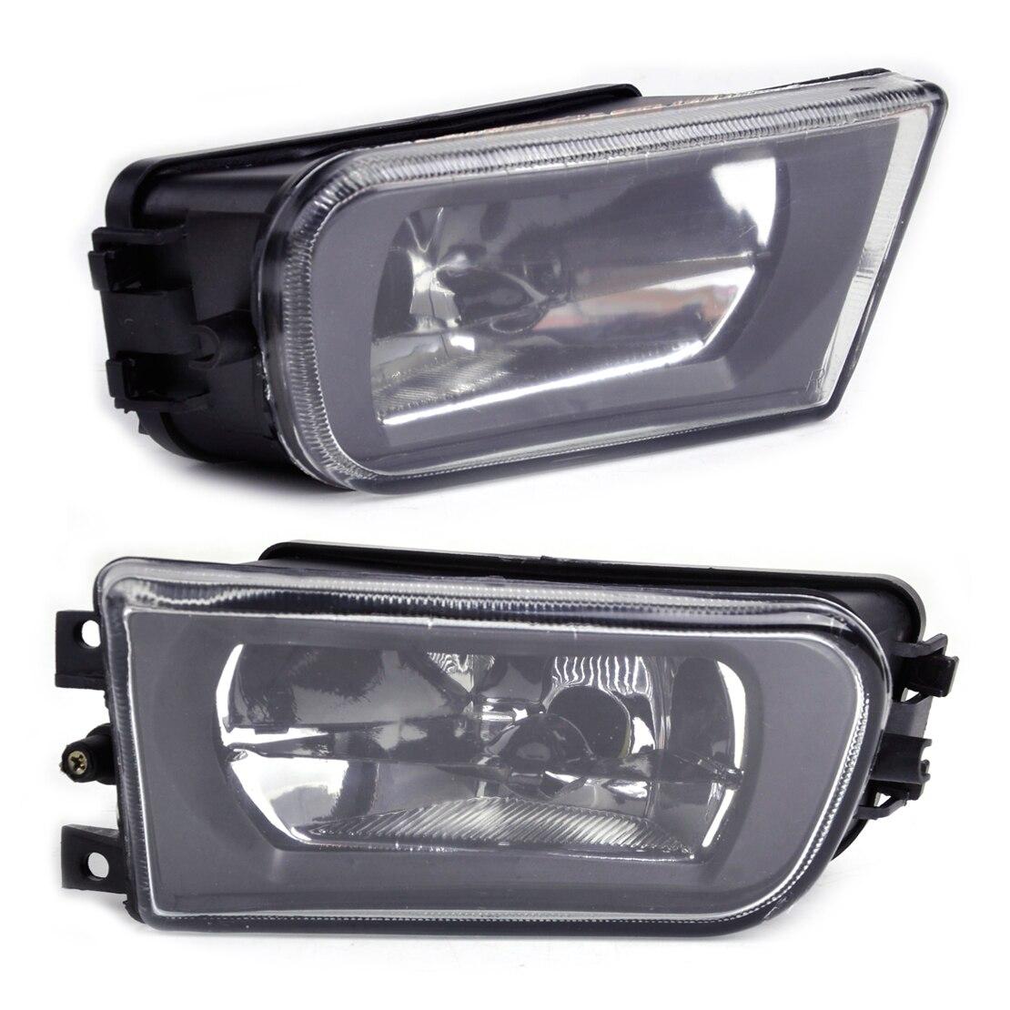 Beler Nouveau 2 pièces 12 V Lampe Antibrouillard 63178360575 63178360576 Fit pour BMW E36 Z3 E39 Série 5 528i 1997 1998 1999 2000