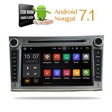 2 ГБ Оперативная память Android 7.1 стерео dvd-плеер GPS ГЛОНАСС для Subaru Legacy Outback 2008 + видео мультимедиа радио головного устройства