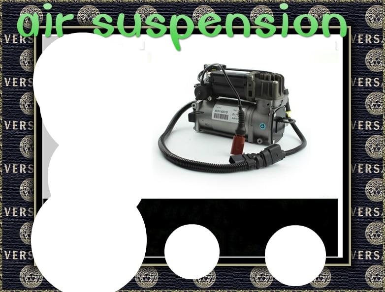 FOR AUDI A8 D3 4E Quattro Air Suspension Air Compressor Auto Spare Parts Compressor Parts 4E0 616 005D 4E0616007D 4E0616005F