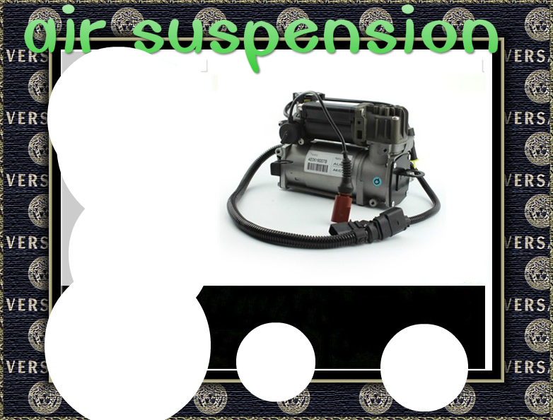 FOR <font><b>AUDI</b></font> <font><b>A8</b></font> <font><b>D3</b></font> <font><b>4E</b></font> Quattro Air Suspension Air Compressor Auto Spare Parts Compressor Parts 4E0 616 005D 4E0616007D 4E0616005F image