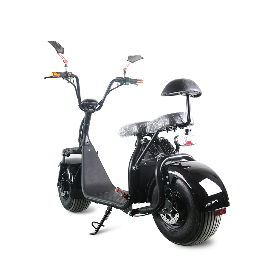 SC11/Harley electric scooter / two-wheel mini adult electric car / booster battery car/Hydraulic disc brake