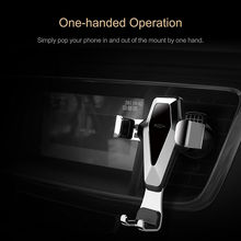 Rock Universal Gravity Air Vent Car Mount II for Smartphone