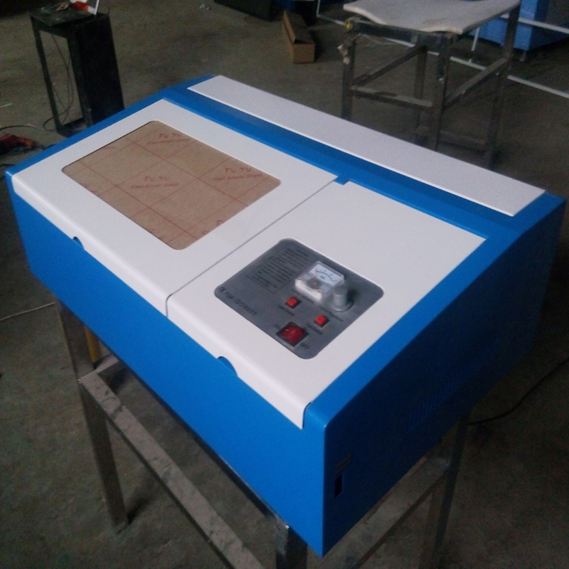 Robotec mini machine for sale! 50w 40w laser cutter/laser co2 50w 40w mini laser engraving machine 2030 3020 laser head raf3023 raf3024 3022 3020