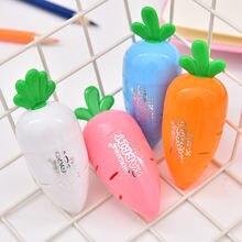5 шт/лот kawaii Милая пластиковая автоматическая точилка для