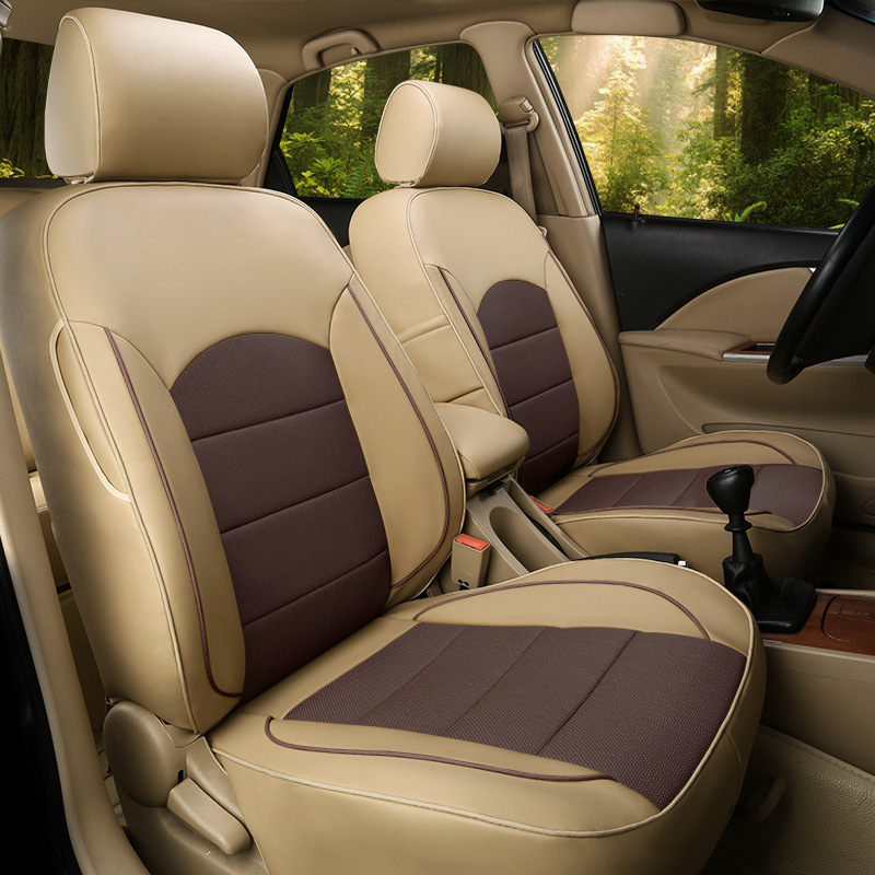 TO YOUR TASTE auto accessories CUSTOM luxury car seat covers leather cushion for Lincoln Navigator MKZ MKC MKX MKT waterproof