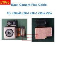 LTPro 100 Warranty Working Main Big Back Rear Camera For LENOVO Vibe Shot Z90 Z90a40 Z90