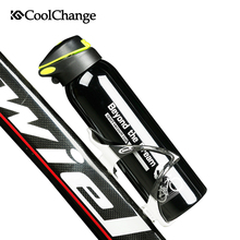 CoolChange Portable 500 ML Insulated Cycling Bottle Stainless Steel Mountain Cycle Bike Water Sport MTB Bicycle