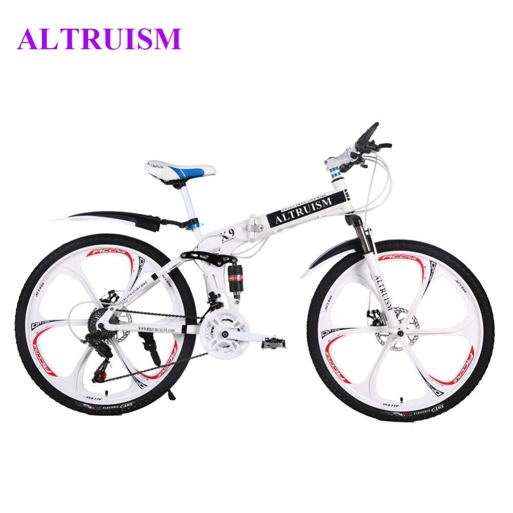 ALTRUISM X9 Aluminum Men Women mountain bike 21 speed Gear