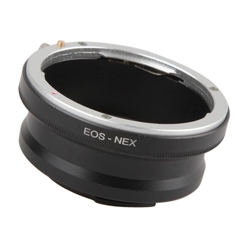 High Precision Adapter Ring E OS NEX for Sony NEX3 NEX5 EF Camera L3EF adapter ring ring adapter camera adapter ring - title=