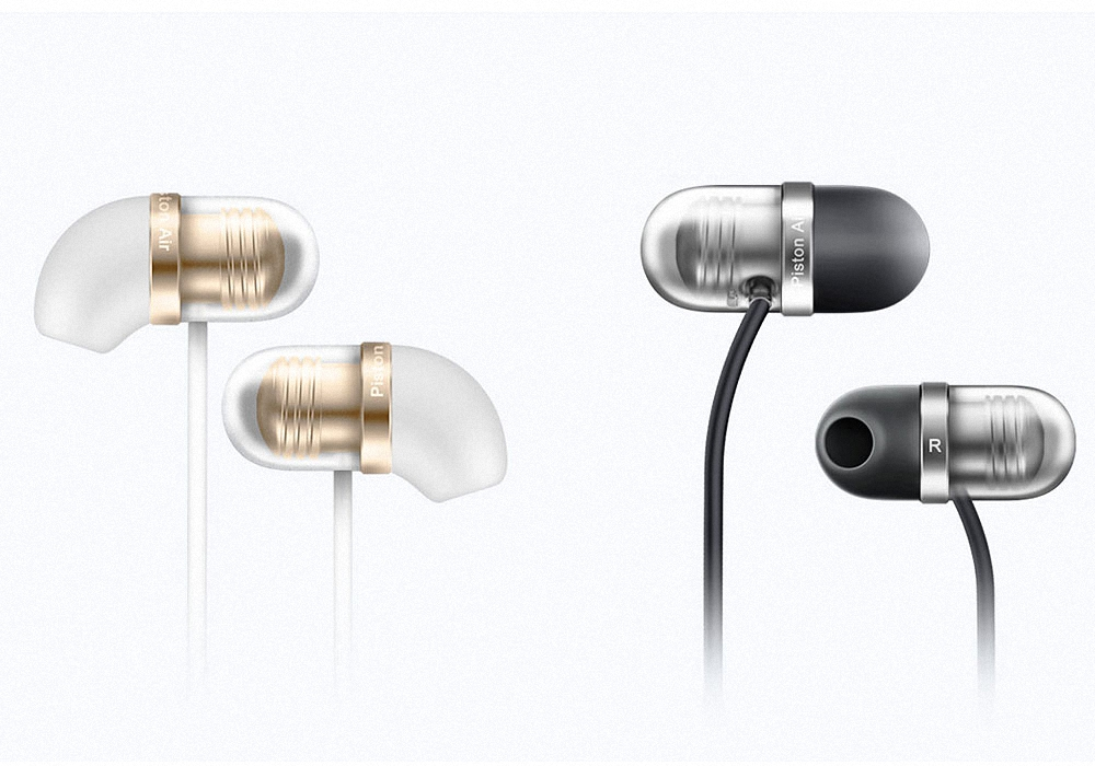 100% Original XiaoMi Capsule earphone Xiaomi in-ear earphone Capsule Piston Air With Mic for Xiaomi samsung Andriod phone