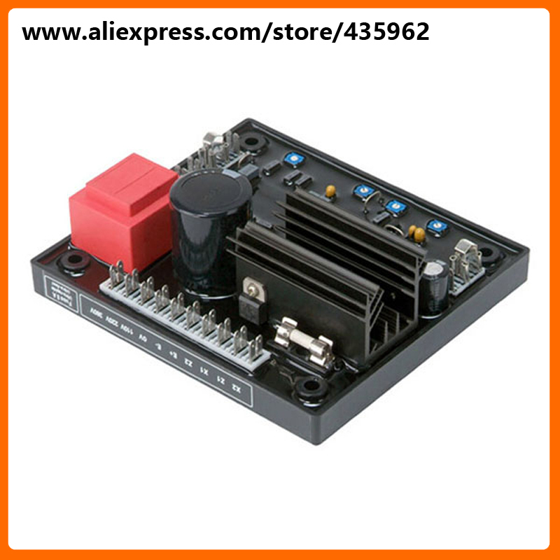 R438 AVR high quality Genset Spare Parts for Brushless Alternator 2pcs high quality new arrival copier spare parts driver board for minolta di 220 photocopy machine part di220