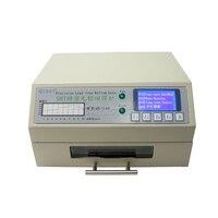 Оптовая продажа Desktop Автоматического QS 5100 IC обогреватель инфракрасный печь оплавления 600 Вт пайки нагревательный оборудования