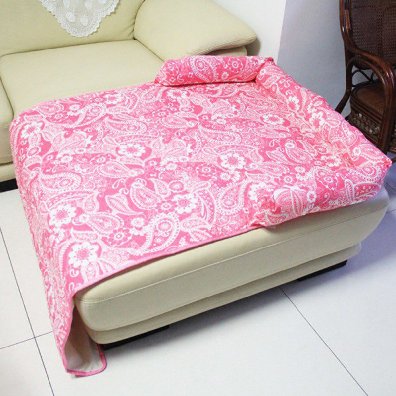 2017 fashion new multifunction large dog sofa bed dog mat dog cat kennels washable nest house. Black Bedroom Furniture Sets. Home Design Ideas