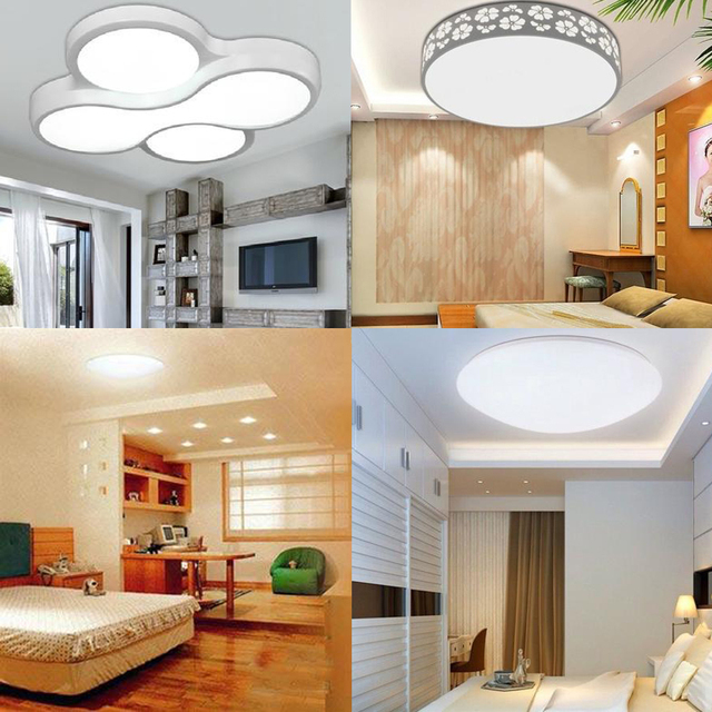 Star Shaped LED Ceiling Panel
