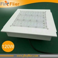 6pcs/lot 200W led canopy lamp 180w explosion proof lighting led fixture recessed 120W 150W MHD workshop industrial fixtures 90W