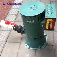 Generador hidroeléctrico de agua de 15000w 230V 380V 400 V, generador de imán permanente NdFeB de arranque trifásico de baja velocidad a la venta