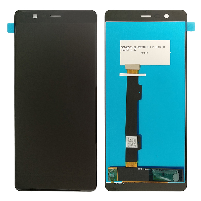 For Nokia 5.1 LCD Display Touch Screen Digitizer <font><b>TA</b></font> 1024 1027 1044 <font><b>1053</b></font> 1008 1030 1109 for Nokia 5 5.1 Plus LCD Display X5 Scree image
