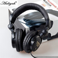 Aaliyah Transhine Listener Professional Studio Monitor Headphones High Quality DJ Headphone Gaming Headset Earphone Retail Box