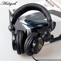 Aaliyah Transhine Ouvinte Monitor de Estúdio Fones De Ouvido De Alta Qualidade DJ Fone De Ouvido Profissional Gaming Headset Fone de Ouvido Caixa de Varejo