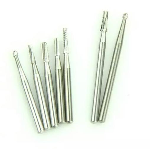 HP Carbide Bur, dental lab Clinc crown og bro, dental materiale