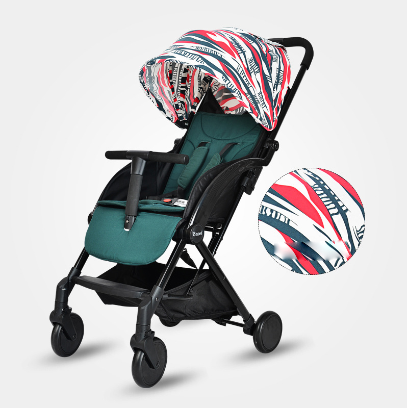 High-way one-way stroller lightweight folding portable sitting lie shock wagon can be on the plane Baby stroller календарь для беременных doiy baby on the way