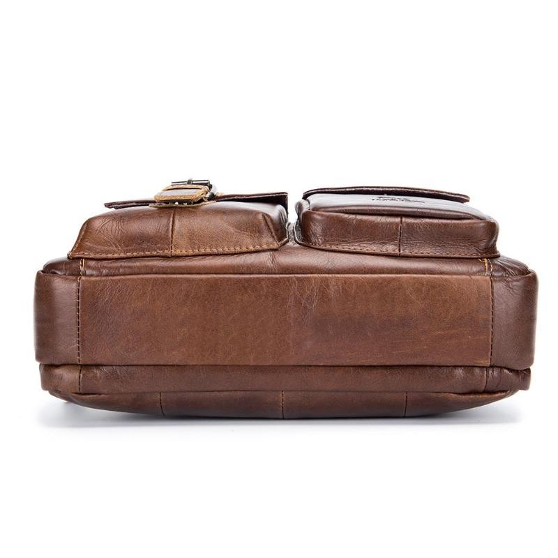 HTB1EdsIPHrpK1RjSZTEq6AWAVXaQ Men Business Briefcase Vintage Genuine Leather Laptop Messenger Bag Cowhide Big Capacity Tote Office Handbag Men Briefcase