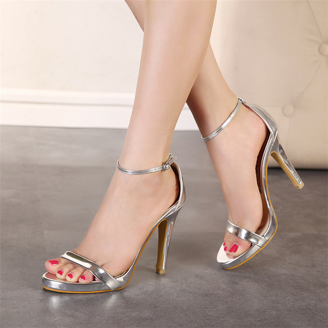 Fashion Sandals Quality Heels Style Women Rome High ucTJF1K3l