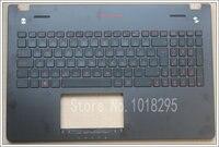 Portuguese Laptop Keyboard for ASUS N56JK N56JN N56JR N56V N56VB N56VJ N56VM with C shell palmrest cover Backlit PO