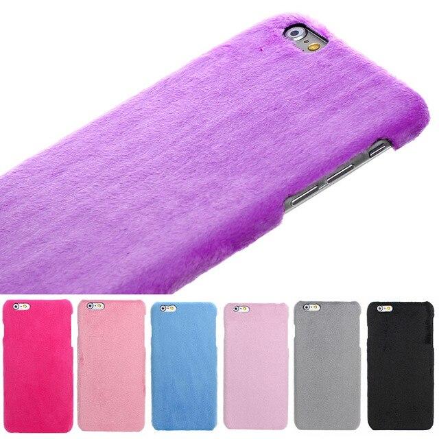 coque iphone 7 plus poilu