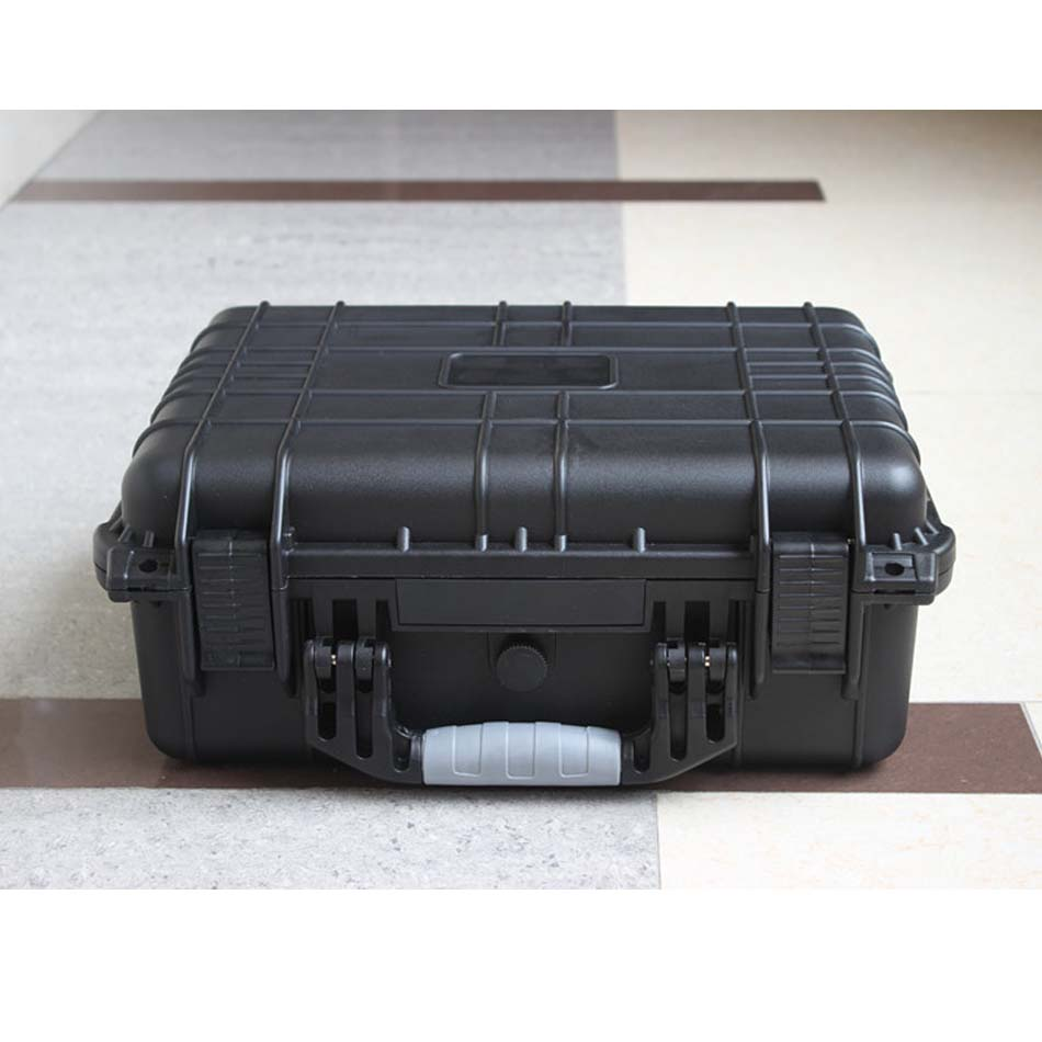 hard plastic shockproof waterproof carrying case for hardware