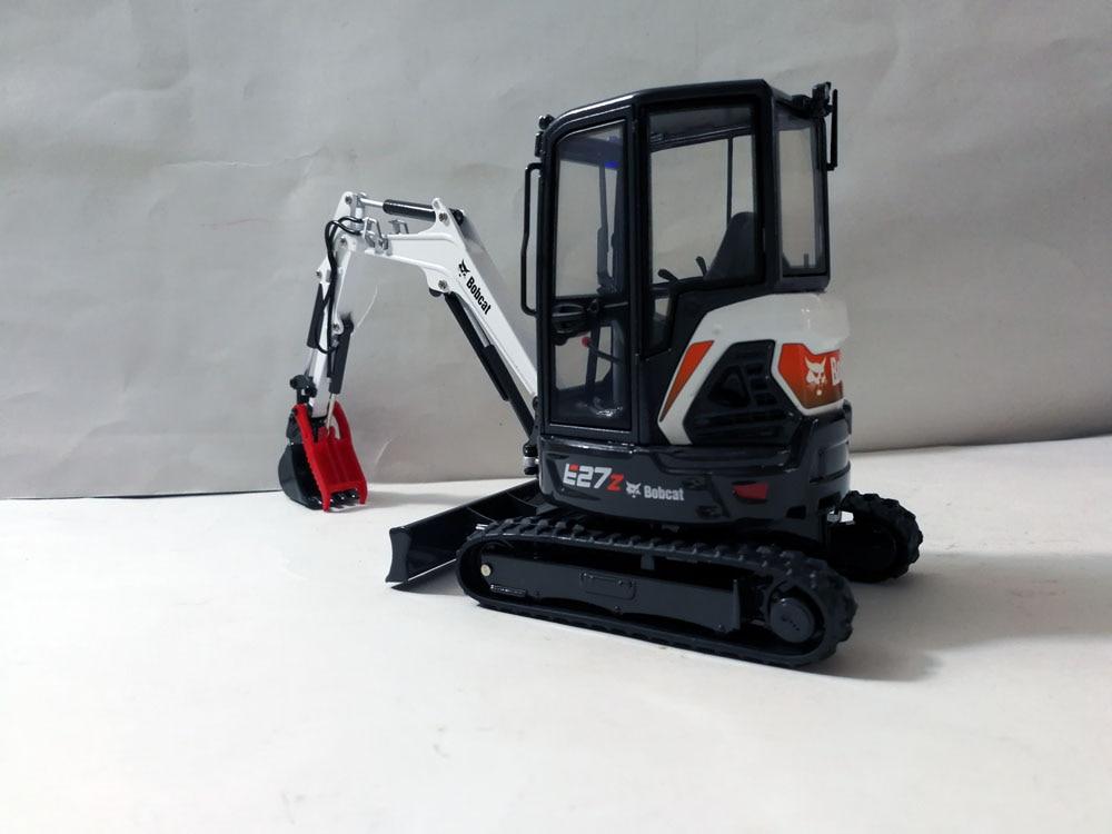 UH8131 1:25 Bobcat E27z компактный экскаватор игрушки