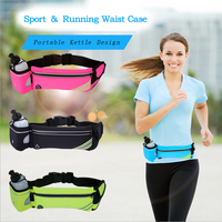 Portable Kettle Sport Running Waist Pouch Phone Case Cover Bag For Vernee Mix 2 Ulefone S7