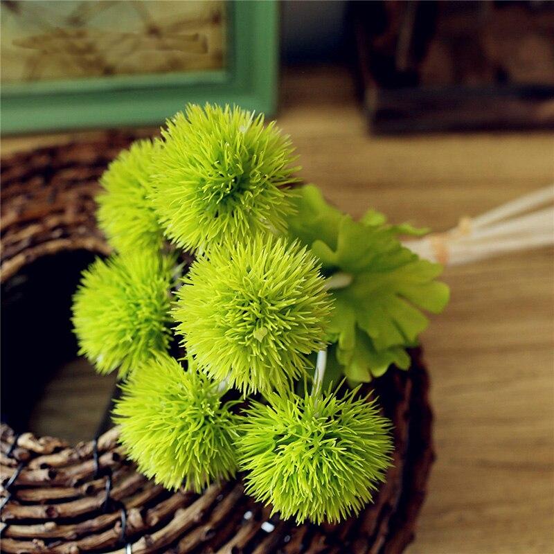 Online Kaufen Großhandel Silk Blumen Balls Aus China Silk Blumen ... Blumen Behaltern Zu Hause