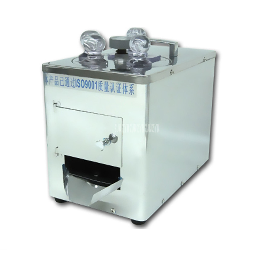 DQ-103 Herbal Slicer Cutter Automatic Electric Chinese Medicine Rhizoma Gastrodiae Pseudo Ginseng Slicer Machine 720pcs/minDQ-103 Herbal Slicer Cutter Automatic Electric Chinese Medicine Rhizoma Gastrodiae Pseudo Ginseng Slicer Machine 720pcs/min