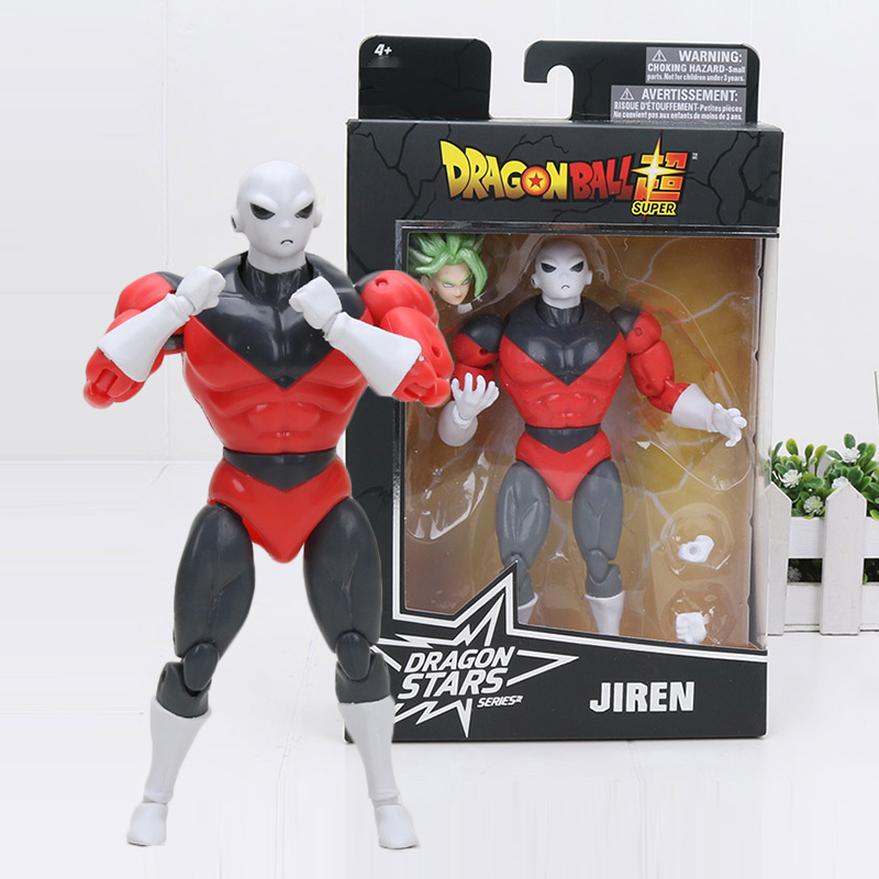 Anime Dragon Ball Super Jiren Dragon Stars Series Pvc Action Figure Toys Model Dolls Dragon Ball Jiren Action Figure