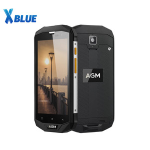 Image 1 - AGM A8 4G IP68 Waterproof Smartphone Android 7.0 5.0 inch MSM8916 Quad Core 1.2GHz 3GB RAM 32GB ROM 13.0MP 4050mAh Battery Phone