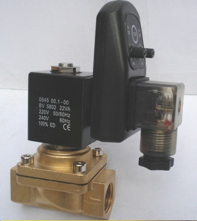 free shipping PU220-06AT 3/4 brass Solenoid Valve,stardard type wIth timer coil DC24, AC220V, AC110V,DC12V electric water mpc080 solenoid valve series coil electrical solenoid valve coil ac110v voltage lead type valve coil sanmin