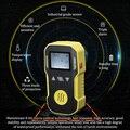 Детектор Утечки Газа Водорода H2 газовый монитор цифровое Время температуры с сигнализацией детектор газа профессиональный анализатор воз...